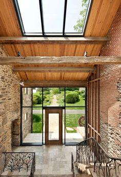 Renovation Interieure De Ferme18 Ides Pour La Maison Pinterest Renovation Interieur