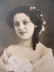 1000 hair style 1900-1910
