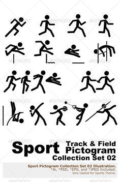 Track & Field is my second favorite sport. I'm a huge fan