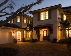 Traditional Exterior British West Indies Design Pictures Remodel