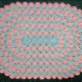 Crocheted oval tablecloth crochet free patterns more crochet table