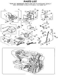 MOWER DECK Diagram & Parts List for Model 917289720