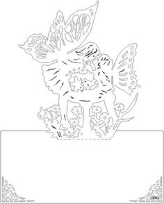 Flying dragon pattern. Use the printable outline for