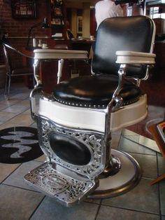 ez chair barber shop cheap high for sale vintage barber's | materialism pinterest