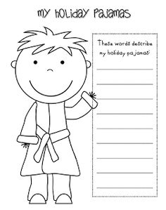 Polar Express activities: FREE note home to parents about