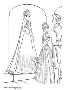 1000+ ideas about Frozen Coloring Sheets on Pinterest