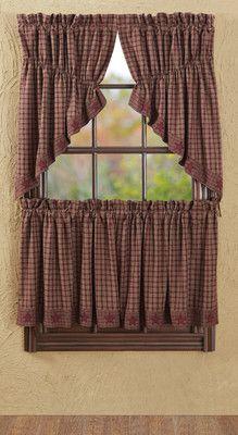 Sturbridge Wine By Park Design Curtains Pinterest Window