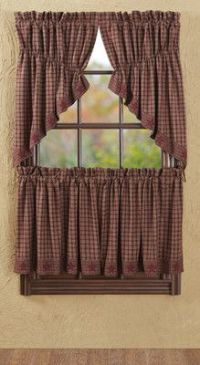 1000+ images about Primitive Curtains!!! on Pinterest ...