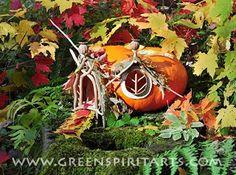 pumpkin fairy houses pumpkins minecraft cute october