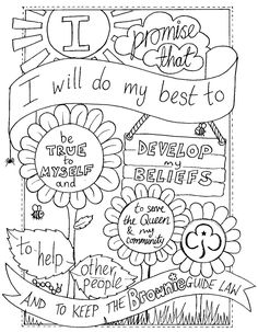 Girl scout troop, Responsibility chart and Troops on Pinterest
