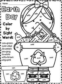 Word search, Earth day and Earth on Pinterest