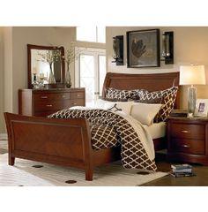king bed | master bedroom | bedrooms | art van furniture