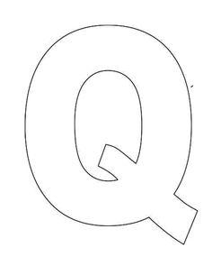Printable Alphabet Letter O Template! Alphabet Letter O