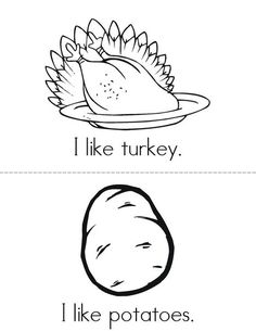 Rearrange the words to form a sentence. Thanksgiving