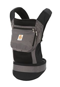 ergobaby cool air mesh position baby carrier charcoal grey for the active parent looking to take their baby along for the fun the ergobaby performance