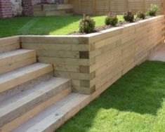Photo Of Split Level Split Level Robert James Landscapes Garden