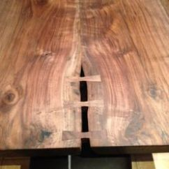 Live Edge Kitchen Table Utility 1000+ Images About Tables On Pinterest | Walnut ...
