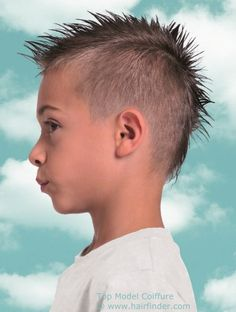 Little Boys Mohawk Hairstyles Kids Hairstyles Pinterest
