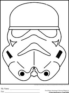 1000+ images about Star Wars Printables on Pinterest