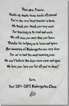 1000+ images about teacher appreciation 2015 on Pinterest