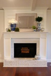 1000+ images about Renovate fireplace on Pinterest   Wood ...