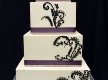 1000+ images about filigree wedding cakes on Pinterest ...