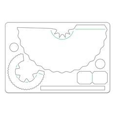 This is cute teacup design template. Enjoy using this to