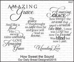 Amazing grace sheet music, Amazing grace and Sheet music