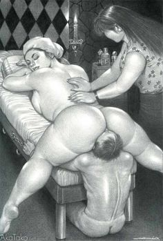 bbw facesitting art