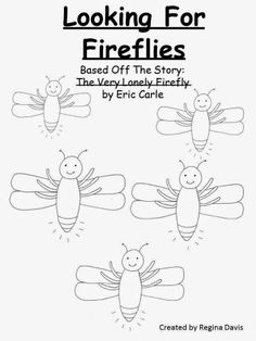 Free: The Very Lonely Firefly by Eric Carle Story