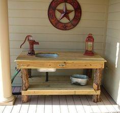 11 Interesting Garden Work Bench With Sink Photos Idea Fabulous