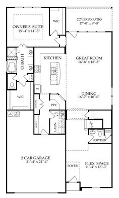 The Silver Maple By Meritage Homes From $328,990 Canyon
