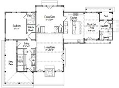 1000+ images about Barn Home Floor Plans on Pinterest
