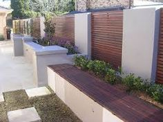 Image Of Garden Fences Ideas Pictures Outdoor Wall Fountain