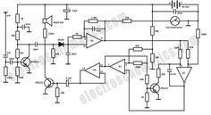 12v to 230v Inverter Circuit using PWM IC SG3525