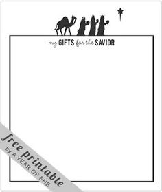 1000+ images about Christmas Letter Printables on