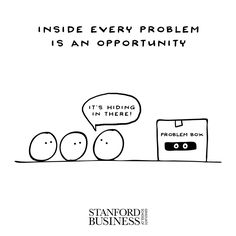 In yesterday's Stanford GSB View From The Top Series talk