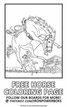 1000+ images about western ..horse coloring pages on