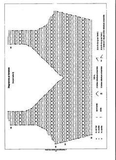 1000+ images about CROCHET DIAGRAMS & ESQUEMAS on