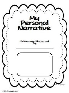 1000+ images about Writing: Personal Narrative on