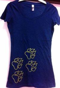 Fun Bling Shirts Etc on Pinterest | Rhinestone Shirts ...