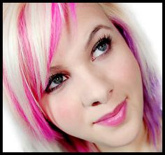 1000 images about hair color chalking on pinterest hair chalk rainbow hair and colored hair