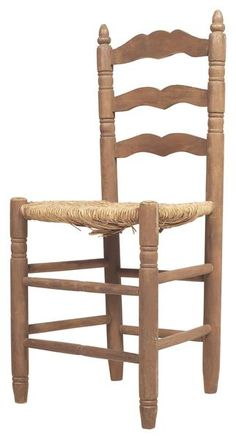 1000 ideas about Ladder Back Chairs on Pinterest