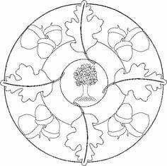 39Red Riding Hood39 Mandala Coloriage Mandala pour les