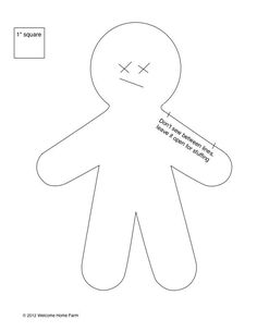All Stressed Out Stress Doll Tutorial and Free Printable