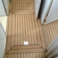 Boat flooring alternative on Pinterest   Teak, Teak ...