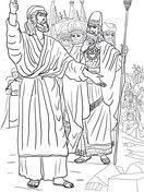 Elijah and the Prophets of Baal (Preschool Bible Lesson