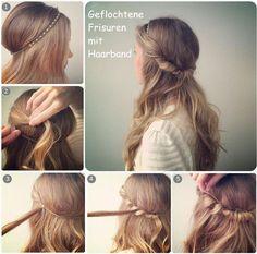 Festliche Frisuren Lange Haare Offen Promifrisuren