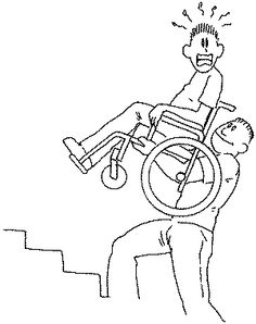 1000+ images about Wheelchair skills training programme