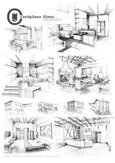 Presentation, Presentation boards and Design portfolios on